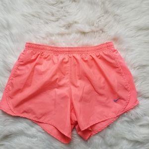 Nike Dri Fit Running Shorts Large Girls